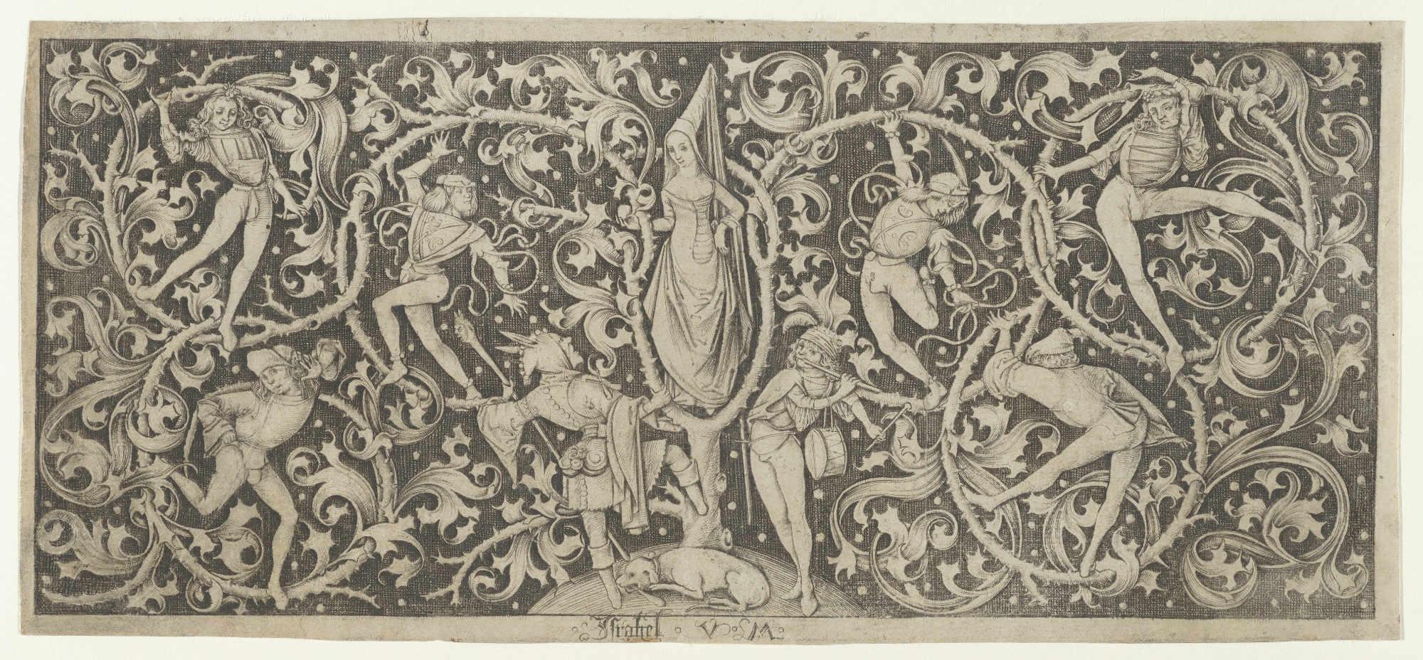 Israhel van Meckenem (German, Meckenem ca. 1440/45–1503 Bocholt)