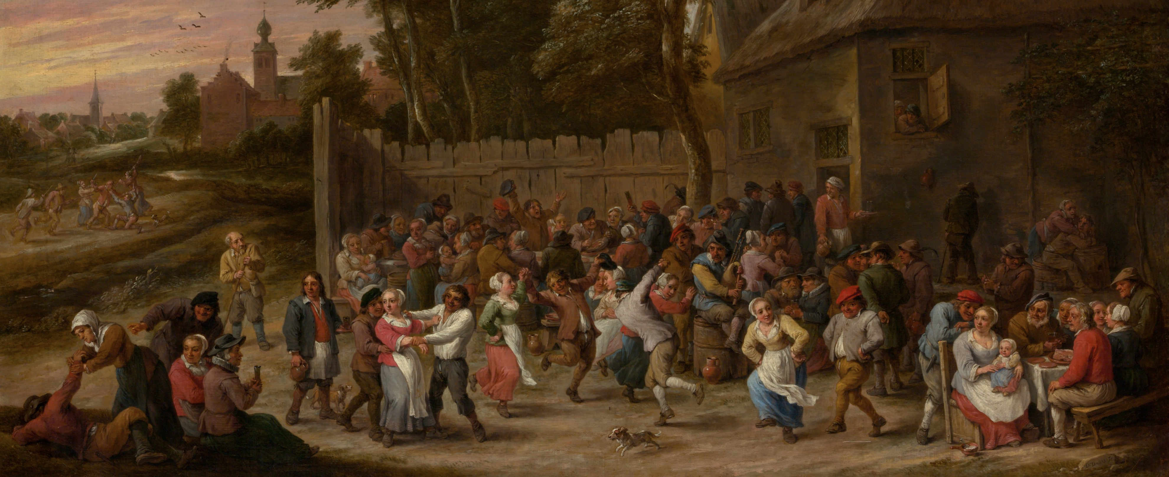 David Teniers the Younger (Flemish, Antwerp 1610–1690 Brussels)